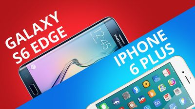 Galaxy S6 Edge VS iPhone 6 Plus: o comparativo do semestre [Comparativo]