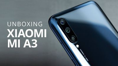 Xiaomi Mi A3 com Android One [Hands On/Unboxing]