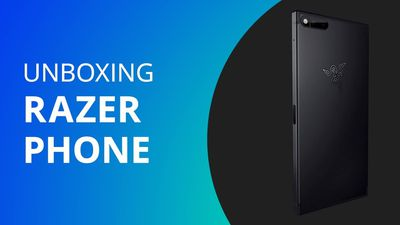 Razer Phone: o smartphone para gamers  [Unboxing]