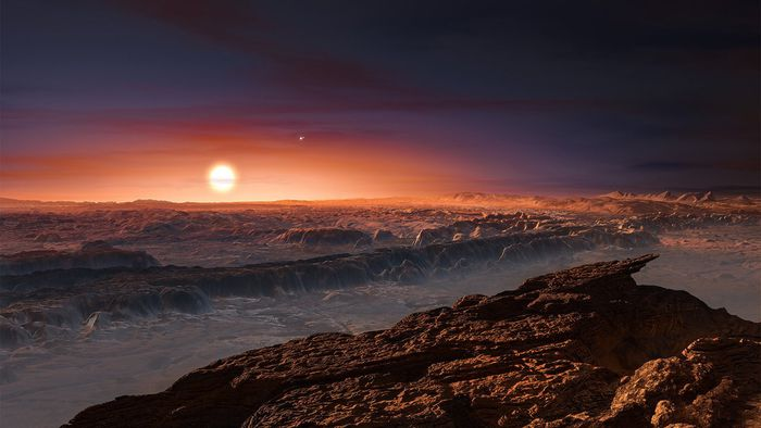 Exoplaneta pertinho da Terra pode ser habitável para nós, humanos