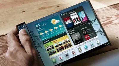 CES 2018: Samsung adia lançamento de smartphone dobrável para 2019