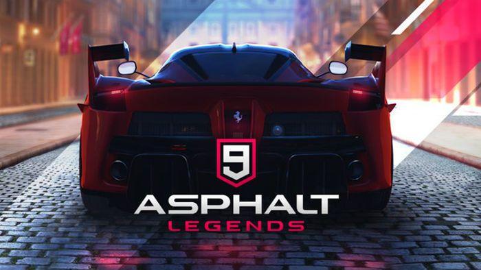 ef98599467d07 Asphalt 9  Legends chega antecipadamente às plataformas mobile - Games