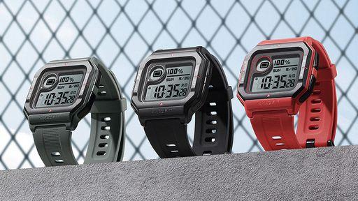 Huami, da Xiaomi, lança smartwatch com visual retrô dos anos 1990
