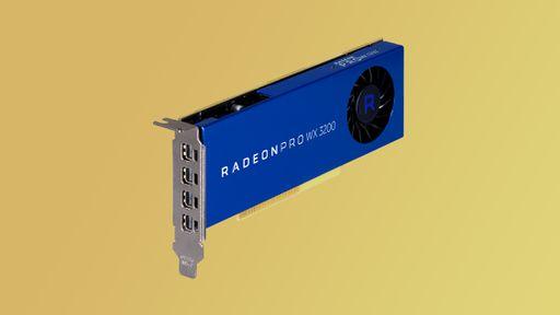 AMD lança placa Radeon Pro WX 3200, com baixo custo e alto desempenho