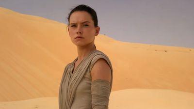 Daisy Ridley diz que não interpreta mais Rey em Star Wars após o episódio IX
