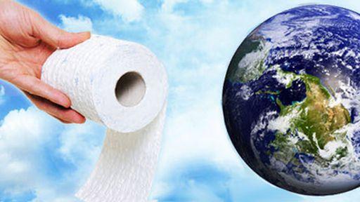 Toalete ecológico separa os dejetos para destinação correta - e com pouca água!