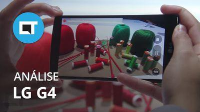 LG G4: nossas primeiras impressões [Hands-on]