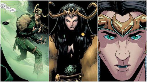 Conheça as várias facetas de Loki, o mais charmoso vilão da Marvel