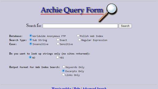 Já ouviu falar do Archie? Conheça a história do primeiro buscador da internet