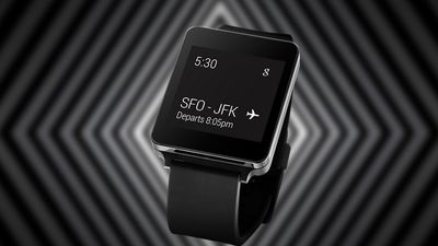 LG G Watch é resistente a água e ganha versão dourada