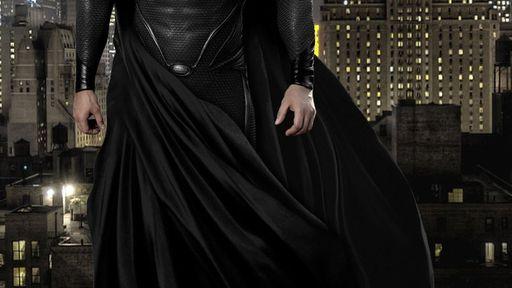 Liga da Justiça: filme pode apresentar Superman com uniforme preto