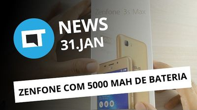 Zenfone 3s Max, Galaxy Tab S3, Viber a favor dos imigrantes e + [CTNews]