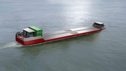 """Cargueiro movido a hidrogênio será o primeiro navio """"verde"""" do mundo"""