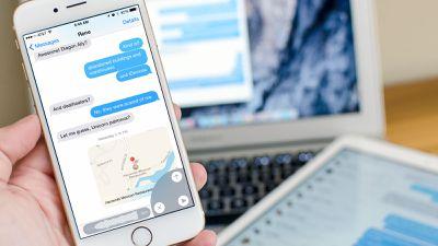 Saia justa! Apple bane GIF pornográfico de novo recurso do iMessage