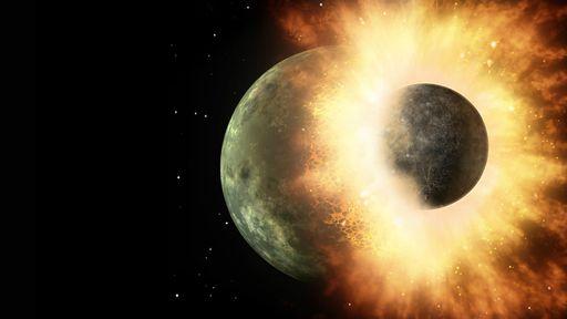 Hipótese de que a Lua se formou após impacto de Theia com a Terra é fortalecida