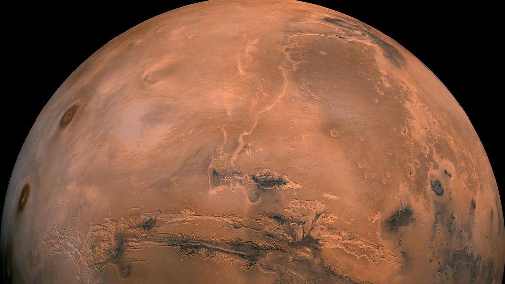 Moléculas orgânicas encontradas em Marte podem indicar vida microbiana  antiga - Canaltech