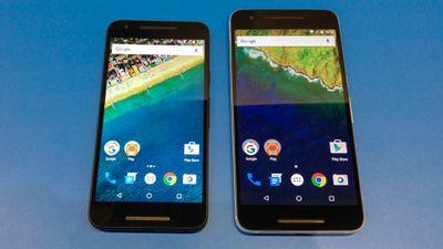 Nexus 5X e Nexus 6P recebem sua última atualização de software