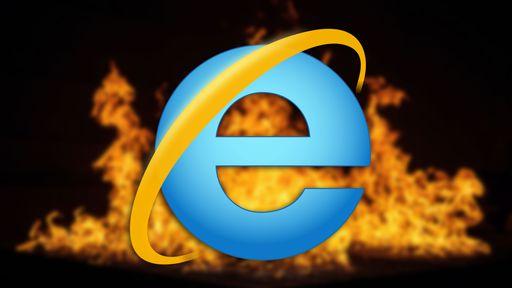 Internet Explorer é citado em estudo como a principal dor de cabeça da internet