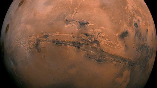 NASA libera mais de mil novas imagens da superfície de Marte