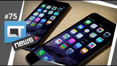 Novos iPhone 6 e 6 Plus, IFA 2014, vazamentos no Gmail e mais [IFA 2014 | CT News #75]
