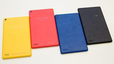 Amazon traz mudanças na tela do Fire 7 e reduz preço do Fire 8 HD
