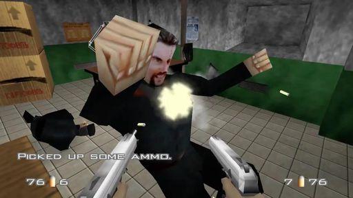 Veja 30 minutos do remaster de '007 GoldenEye' para Xbox 360, nunca lançado