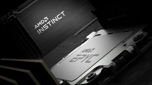 GPUs AMD Instinct MI200 com 128 GB de RAM equiparão supercomputador de 50 PFLOPs