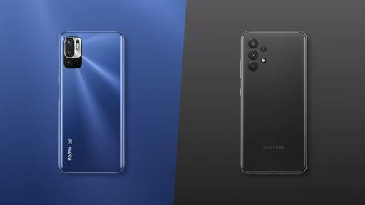Redmi Note 10 5G vs Galaxy A32 5G: qual o melhor acessível com 5G?