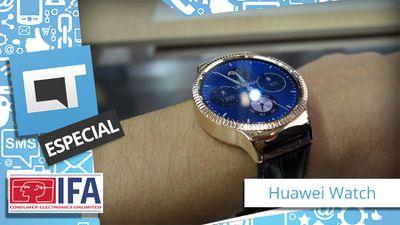 Huawei Watch 2 deve aparecer em três cores no MWC 2017