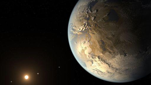 Presença de gás poluente pode indicar civilizações avançadas em outros planetas