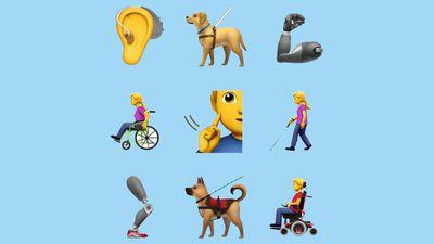 Apple submete emojis sobre assessibilidade para aprovação da Unicode Consortium