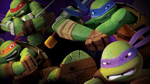 Seth Rogen produzirá nova animação de Tartarugas Ninja para a Nickelodeon