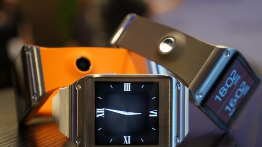 Samsung muda sistema operacional do relógio inteligente Galaxy Gear