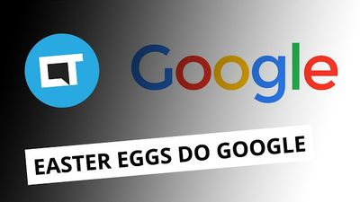 6 games e easter eggs escondidos no Google