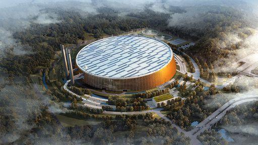 China terá a maior usina de bioenergia a partir de lixo em 2020