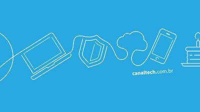 Canaltech cinco anos: comemorando com um site novinho em folha