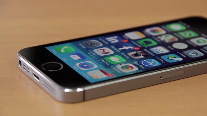 Ios 12 pode ser compatvel com iphone 5s lanado h cinco anos ios reheart Choice Image