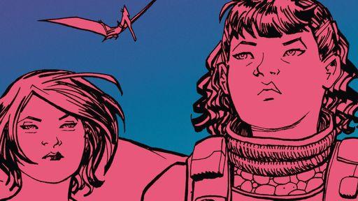 Paper Girls   Amazon libera produção de série baseada em HQ de ficção científica