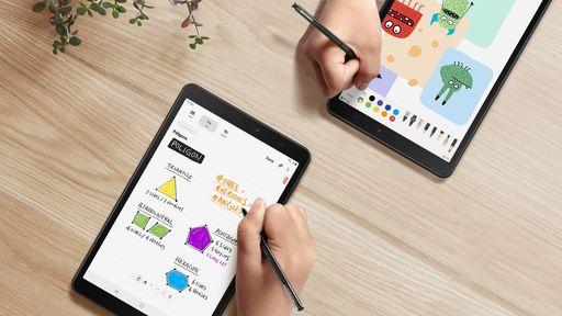 Samsung lança nova versão do Galaxy Tab A com S Pen