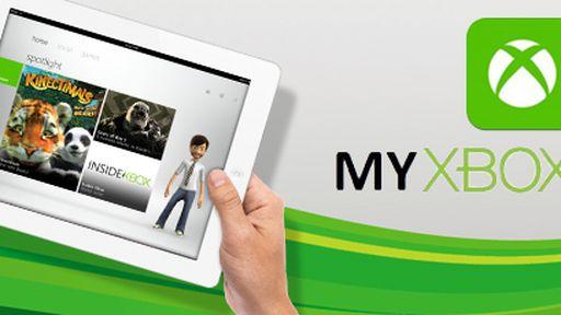 My Xbox Live agora permite que usuários controlem o console a partir do iPad