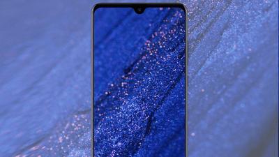 Huawei Mate 20 aparece em imagens com notch reduzido e 3 câmeras traseiras
