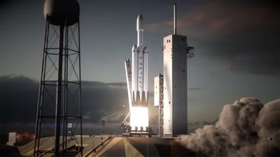 SpaceX lança foguete Falcon Heavy nesta terça [update]