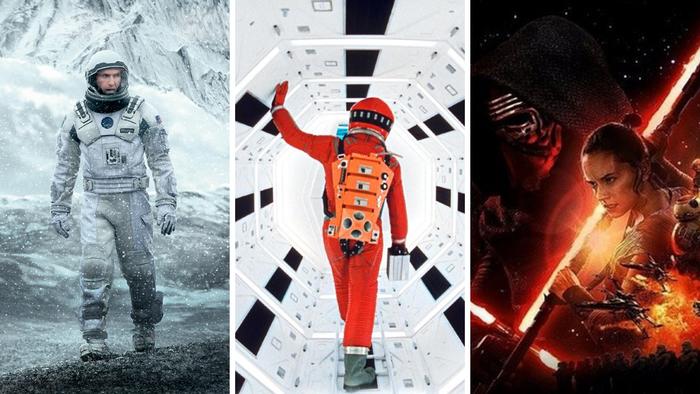 10 filmes sobre aventuras e viagens no espaço