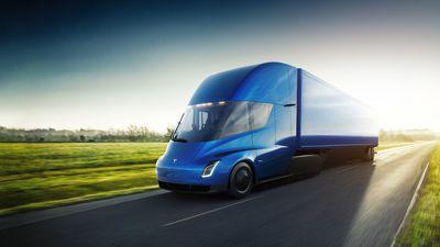 Caminhões elétricos Semi da Tesla custarão a partir de US$ 150 mil