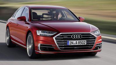 Audi apresenta A8 2018 com direção autônoma de nível 3