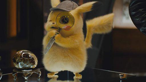 Crítica   Pokémon: Detetive Pikachu e o monstrinho interior