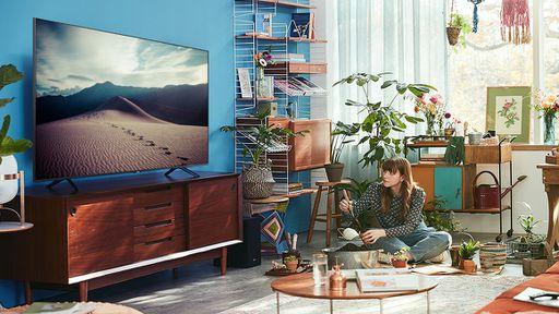 MAGALU   TVs Samsung Crystal 4K de 50 e 55 polegadas pelo menor preço do varejo!