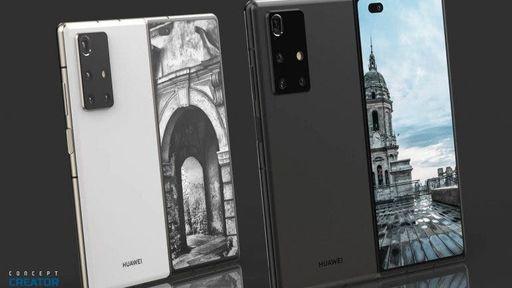 Novo celular dobrável da Huawei tem data de lançamento marcada