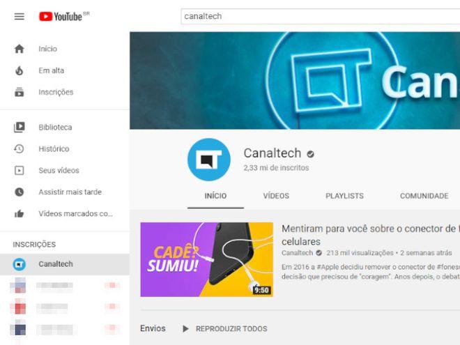 Como Assistir A Vídeos Do Youtube Em Janela Flutuante No Pc Canaltech