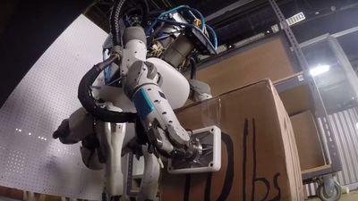 Boston Dynamics apresenta a nova geração do robô Atlas